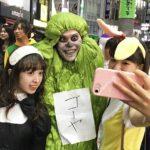 【ハロウィン仮装】ゴーヤコスプレは渋谷で通用するのか?検証したらモテ期が来た。
