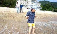【クチコミ】江田島のサンビーチおきみは何もしない休日を過ごせるプライベートビーチ付きホテルだった。
