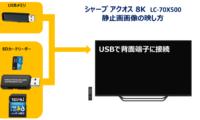 【体験レビュー】 シャープの 「アクオス(AQUOS) 8K」超高画質液晶テレビは売れるのか?株主視点で徹底的に考えてみた。