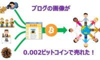 【国境を越えて】ブログ画像がビットコインを通じて売れちゃた話