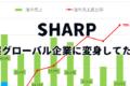 【2018有報】シャープ決算を分析したら、超グローバル企業に変身してた。