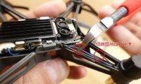 【修理費400円】故障したTelloのモーターを簡単に交換する方法