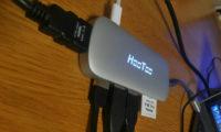 【これ1個で完璧】HooTooのHT-UC001 ハブで、新型MacBookPro &12インチの USB Type-C問題は全部解決!