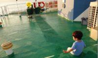 【オススメ】広島観光の穴場、動く絶景スポット 江田島汽船の夕焼けクルーズを知ってるか?